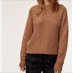 The Group by Babaton • Maurier Alpaca Sweater